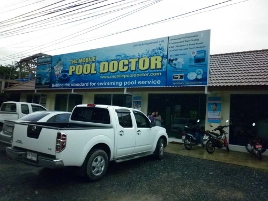 Macrae Pool Doctor Office