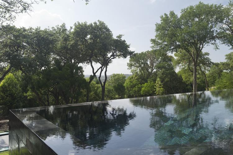 black lavastone swimming pool tiles