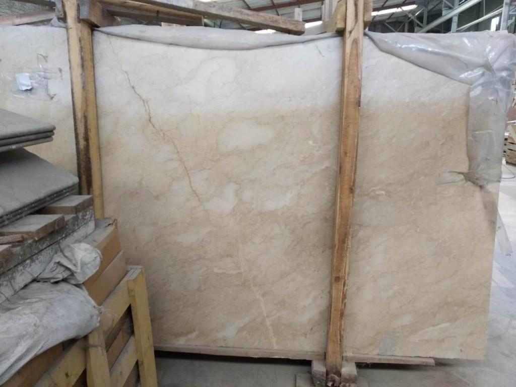 indonesia cream-marble-slabs