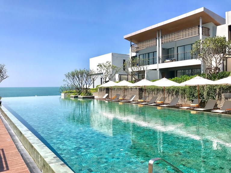 Indonesia Green Stone Sukabumi – The Precious of Indonesia Green Stone Tiles at Renaissance Pattaya Resort & Spa, Thailand by Stone Depot