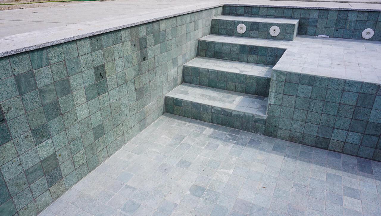 Indonesia Green Sukabumi Stone Indonesia Natural Stone Tiles