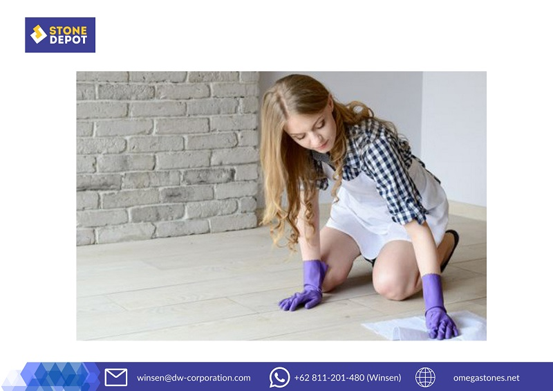 Six Bali Natural Stone Maintenance Tips to Keep Your Floors Clean